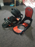 FREE burton custom bindings
