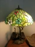 Tiffinay lamp