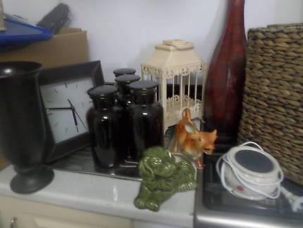 kitchen decor kitchen ware house things Bendigo $60 Lot